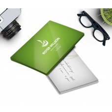 Writable+AQ (C1S) Business Cards