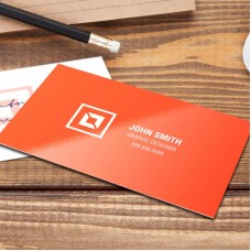 Writable+UV (C1S) Business Cards